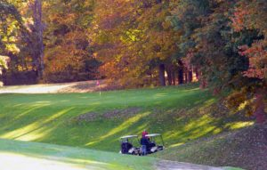 Hole 16 Ironwood Golf Course Hinckley Ohio